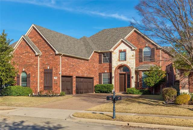 5911 Crescent Lane, Colleyville, TX 76034 (MLS #14263530) :: Lynn Wilson with Keller Williams DFW/Southlake