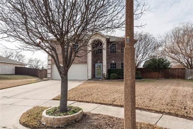 2935 Lipizzan Court, Denton, TX 76210 (MLS #14263538) :: The Hornburg Real Estate Group
