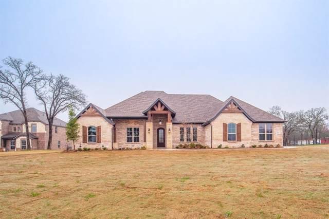 4114 Timber Vista Drive, Burleson, TX 76028 (MLS #14263541) :: The Hornburg Real Estate Group