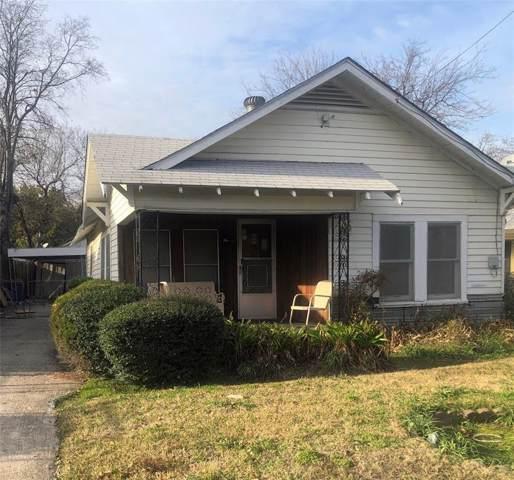 4327 Penelope Street, Dallas, TX 75210 (MLS #14263564) :: The Mauelshagen Group