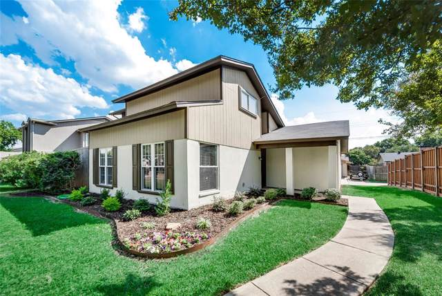 419 Bedford Drive, Richardson, TX 75080 (MLS #14263570) :: Robbins Real Estate Group