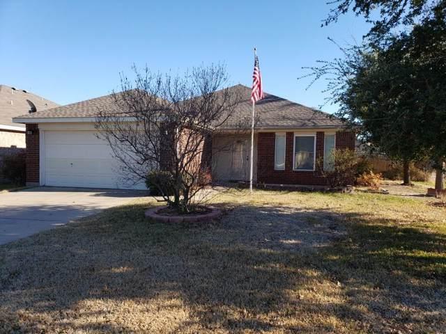 729 Ridge Top Drive, Burleson, TX 76028 (MLS #14263571) :: The Hornburg Real Estate Group