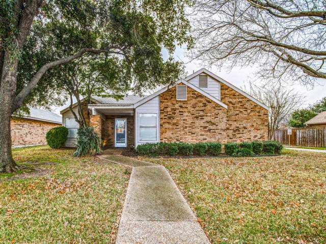 1626 Sutters Mill Drive, Carrollton, TX 75007 (MLS #14263577) :: Hargrove Realty Group