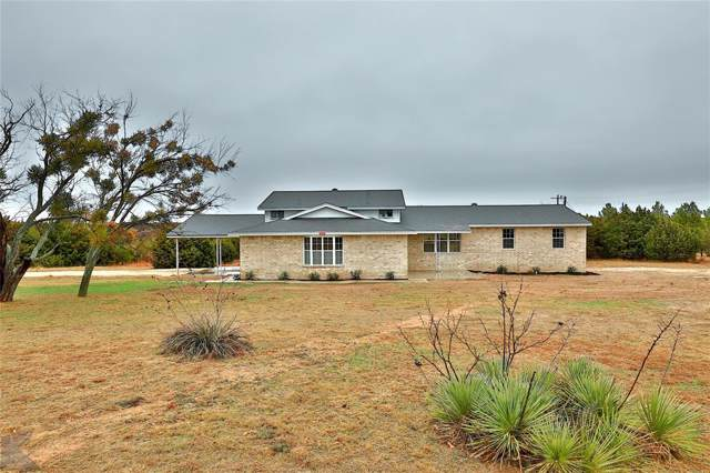 382 County Road 685, Tuscola, TX 79562 (MLS #14263586) :: Real Estate By Design