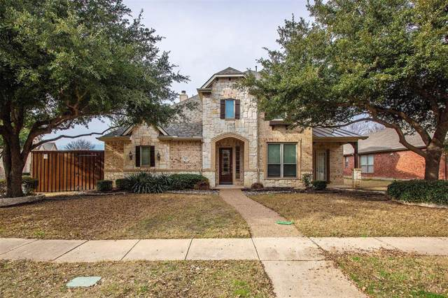 8017 Ambiance Way, Plano, TX 75024 (MLS #14263598) :: Real Estate By Design