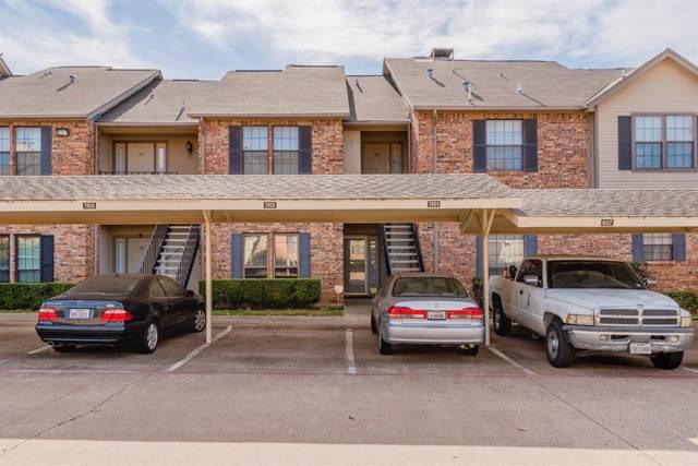 2835 Keller Springs Road #1103, Carrollton, TX 75006 (MLS #14263609) :: Century 21 Judge Fite Company