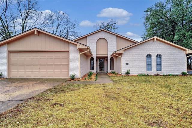 820 W Pelton Street, Sherman, TX 75092 (MLS #14263614) :: The Kimberly Davis Group