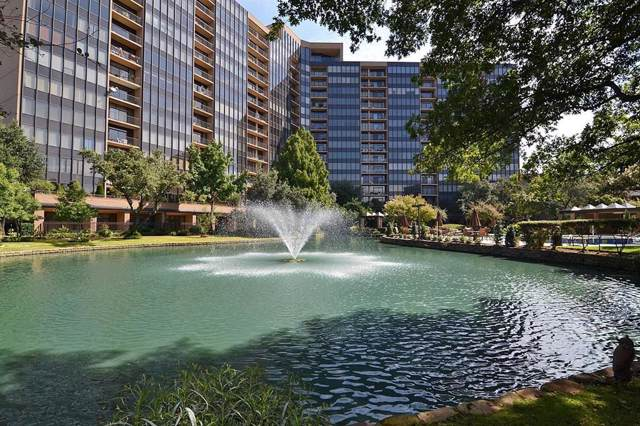 5200 Keller Springs Road #416, Dallas, TX 75248 (MLS #14263615) :: RE/MAX Landmark
