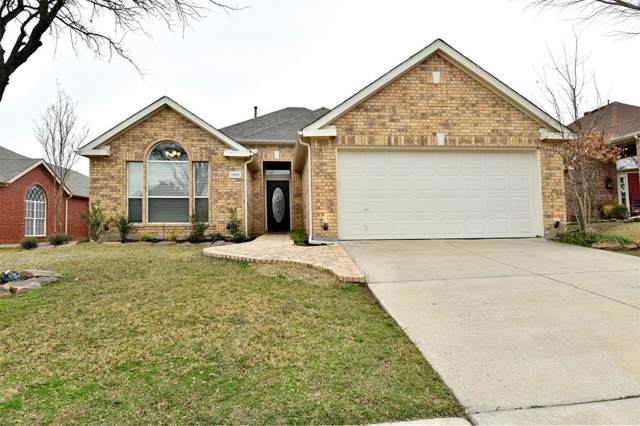 1009 Ponderosa Ridge, Little Elm, TX 75068 (MLS #14263635) :: Team Tiller