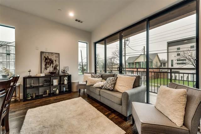 1931 N Prairie Avenue #102, Dallas, TX 75204 (MLS #14263646) :: North Texas Team | RE/MAX Lifestyle Property