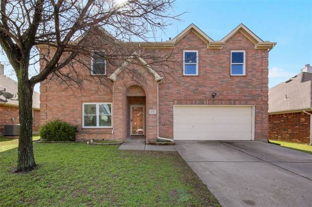 2723 Atrium Drive, Grand Prairie, TX 75052 (MLS #14263671) :: The Tierny Jordan Network