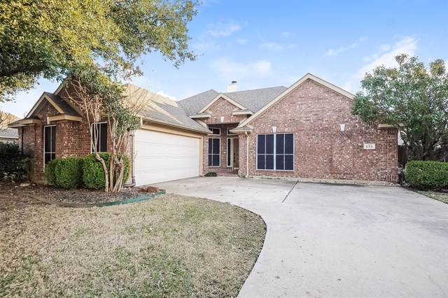 644 Cardinal Lane, Keller, TX 76248 (MLS #14263679) :: Frankie Arthur Real Estate