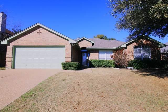 10159 Trail Ridge Drive, Benbrook, TX 76126 (MLS #14263680) :: Team Tiller