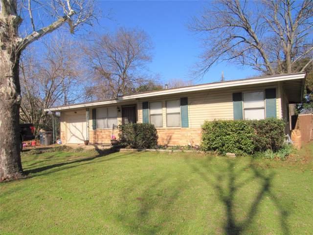 4709 Forbes Street, Fort Worth, TX 76105 (MLS #14263681) :: Team Hodnett