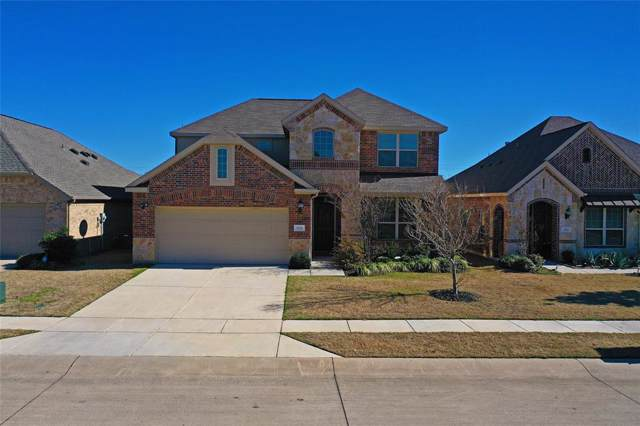 5713 Buffalo Springs Drive, Frisco, TX 75036 (MLS #14263682) :: The Chad Smith Team