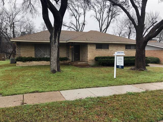 1017 Bardfield Avenue, Garland, TX 75041 (MLS #14263687) :: Vibrant Real Estate