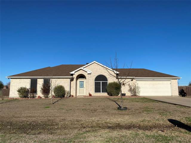 107 Dustin Drive, Fate, TX 75189 (MLS #14263694) :: The Welch Team