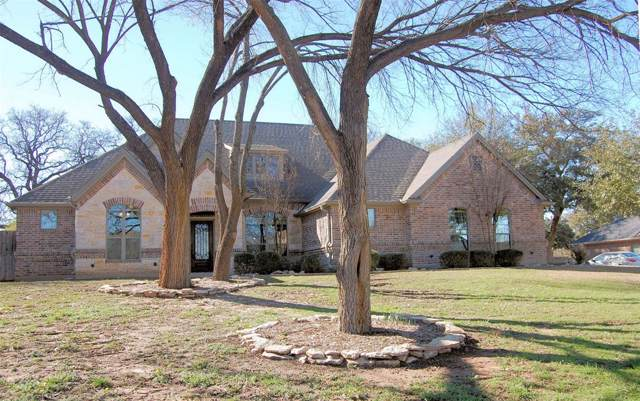 120 Heritage Place, Glen Rose, TX 76043 (MLS #14263704) :: The Good Home Team