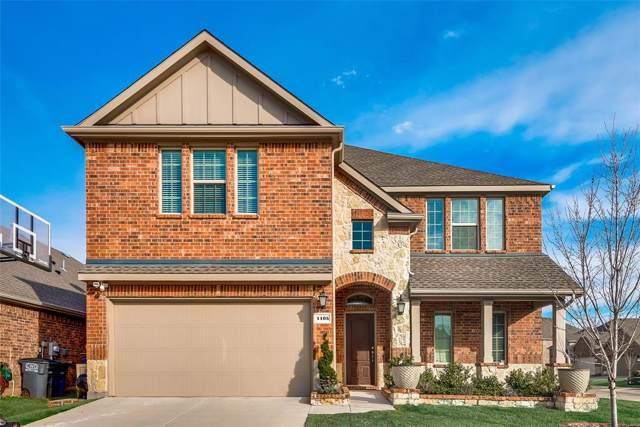 4105 Wavertree Road, Frisco, TX 75036 (MLS #14263716) :: Maegan Brest | Keller Williams Realty
