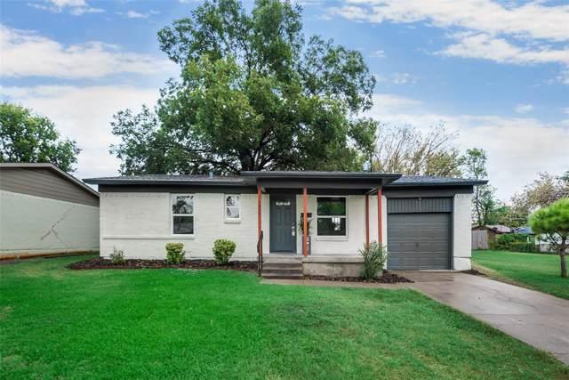 1822 Highland Street, Mesquite, TX 75149 (MLS #14263730) :: The Kimberly Davis Group