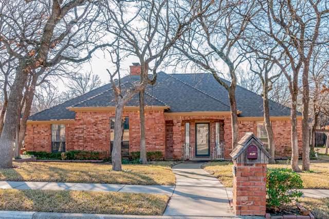 1308 Circle Lane, Bedford, TX 76022 (MLS #14263738) :: Lynn Wilson with Keller Williams DFW/Southlake