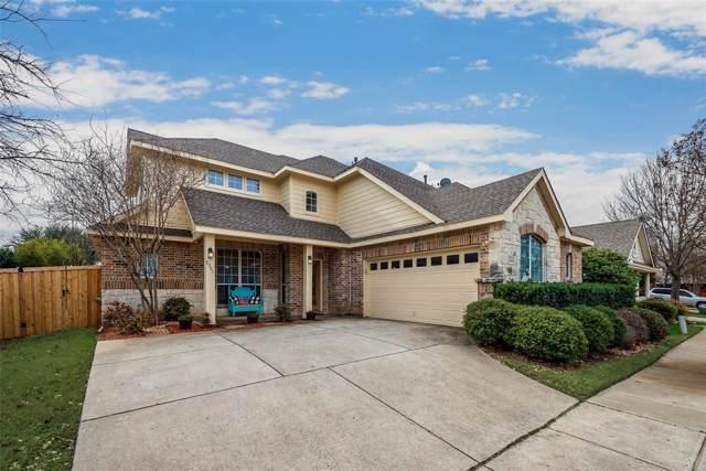 8301 La Quinta Lane, Mckinney, TX 75070 (MLS #14263740) :: The Kimberly Davis Group