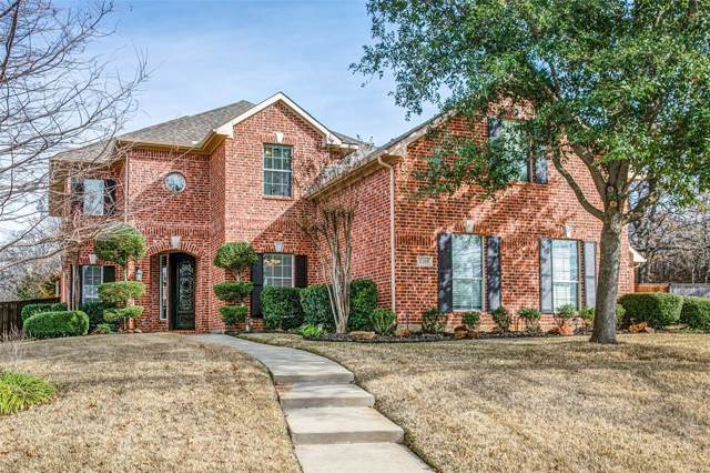 1205 Wellington Drive, Keller, TX 76248 (MLS #14263746) :: Frankie Arthur Real Estate