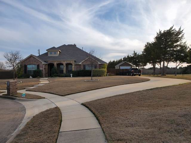 1530 Rugged Court, Midlothian, TX 76065 (MLS #14263749) :: The Hornburg Real Estate Group