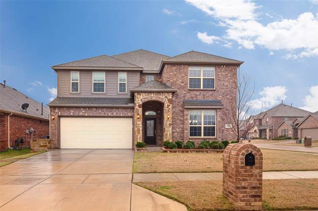 3900 Wavertree Road, Frisco, TX 75036 (MLS #14263752) :: RE/MAX Pinnacle Group REALTORS