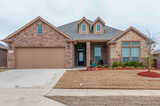 8912 Copper Crossing Drive, Fort Worth, TX 76131 (MLS #14263754) :: Team Hodnett