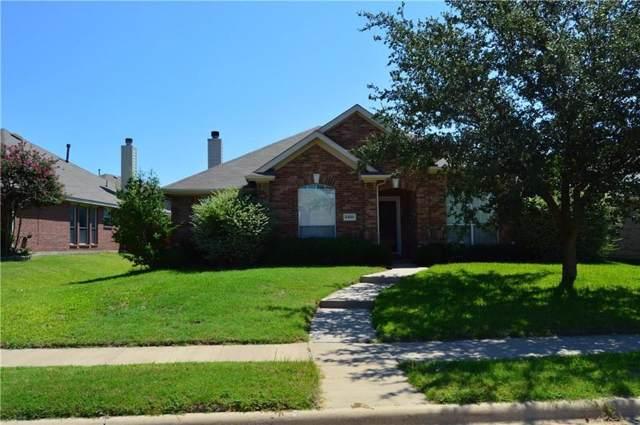6458 Plantation Lane, Frisco, TX 75035 (MLS #14263772) :: The Sarah Padgett Team