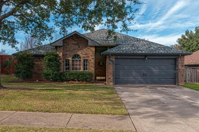 5224 Brettenmeadow Drive, Grapevine, TX 76051 (MLS #14263781) :: The Tierny Jordan Network