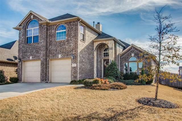 1421 Caruth Lane, Celina, TX 75009 (MLS #14263783) :: The Mauelshagen Group