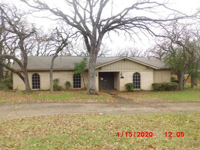 741 NW Tarrant Avenue, Burleson, TX 76028 (MLS #14263791) :: Roberts Real Estate Group