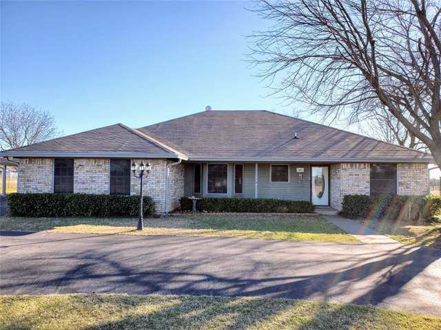 488 Hayes Road, Mineral Wells, TX 76067 (MLS #14263798) :: The Hornburg Real Estate Group