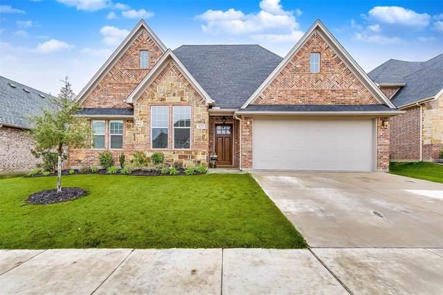 420 Blue Star Court, Burleson, TX 76028 (MLS #14263815) :: Robinson Clay Team