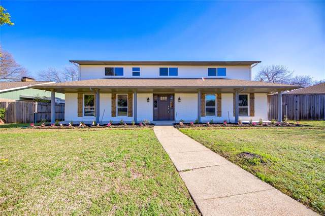 603 S Grove Road, Richardson, TX 75081 (MLS #14263818) :: Robbins Real Estate Group