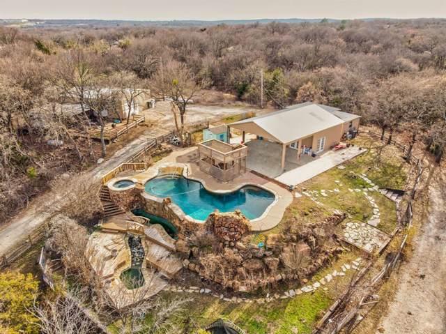 655 S Briaroaks Road, Burleson, TX 76028 (MLS #14263823) :: The Hornburg Real Estate Group