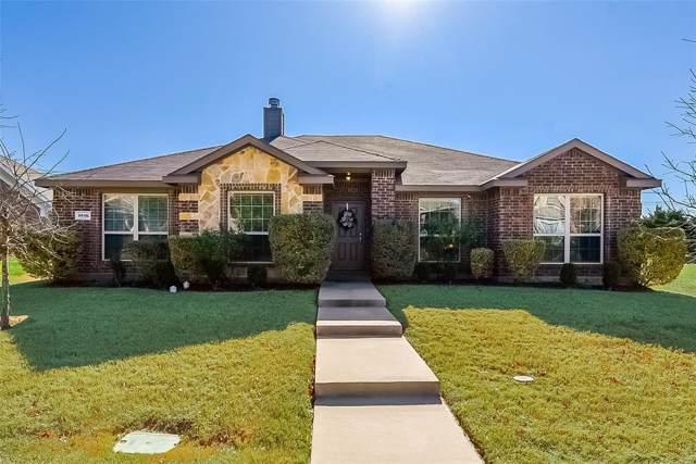 1816 Athena Drive, Lancaster, TX 75134 (MLS #14263829) :: The Mauelshagen Group