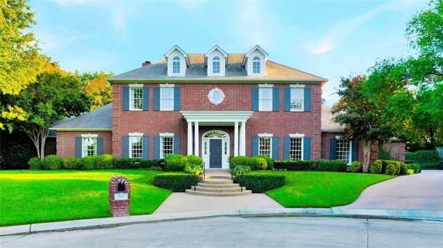2124 Bradford Park Court, Fort Worth, TX 76107 (MLS #14263839) :: Frankie Arthur Real Estate