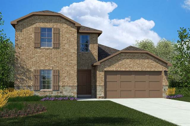 10427 Fort Cibolo Trail, Fort Worth, TX 76036 (MLS #14263849) :: The Welch Team