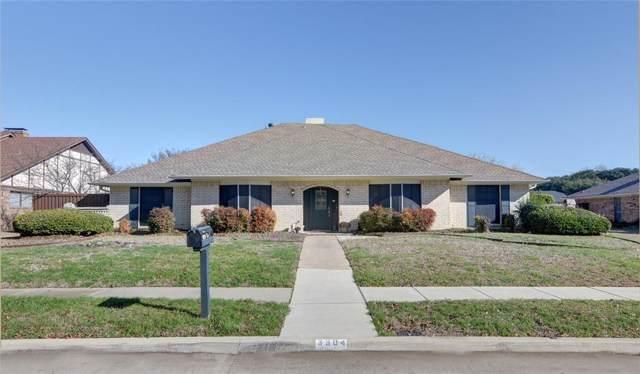 3304 Bandolino Lane, Plano, TX 75023 (MLS #14263854) :: Team Tiller