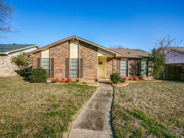 2917 Silverdale Lane, Garland, TX 75044 (MLS #14263857) :: The Kimberly Davis Group