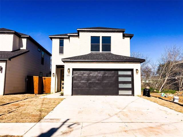 1971 Angelina Drive, Dallas, TX 75212 (MLS #14263862) :: RE/MAX Town & Country