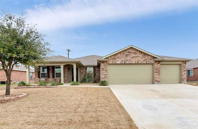 302 Cheyenne Trail, Krum, TX 76249 (MLS #14263874) :: The Mauelshagen Group