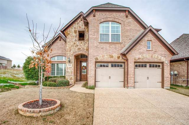 3416 Elm Grove Drive, Fort Worth, TX 76244 (MLS #14263875) :: The Kimberly Davis Group