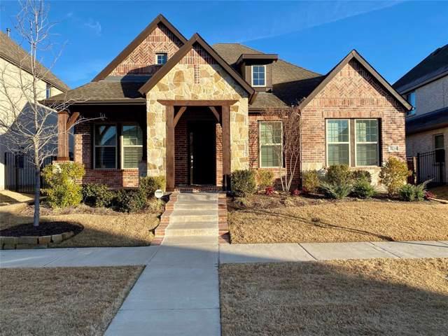2216 Tumblegrass Road, Frisco, TX 75033 (MLS #14263877) :: Robbins Real Estate Group