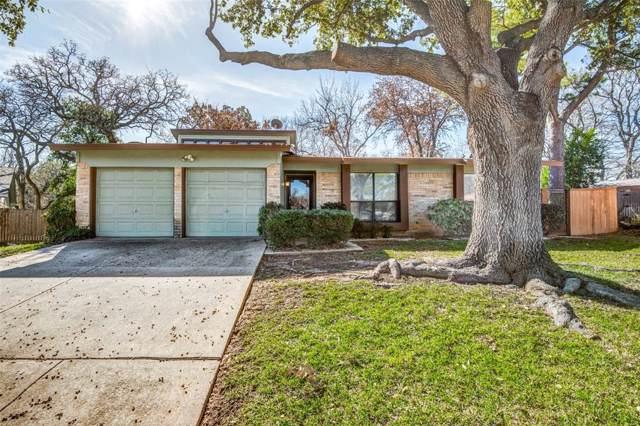 1602 Celeste Court, Arlington, TX 76012 (MLS #14263879) :: All Cities Realty