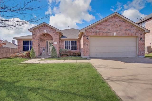 2703 Logan Drive, Mansfield, TX 76063 (MLS #14263888) :: The Kimberly Davis Group