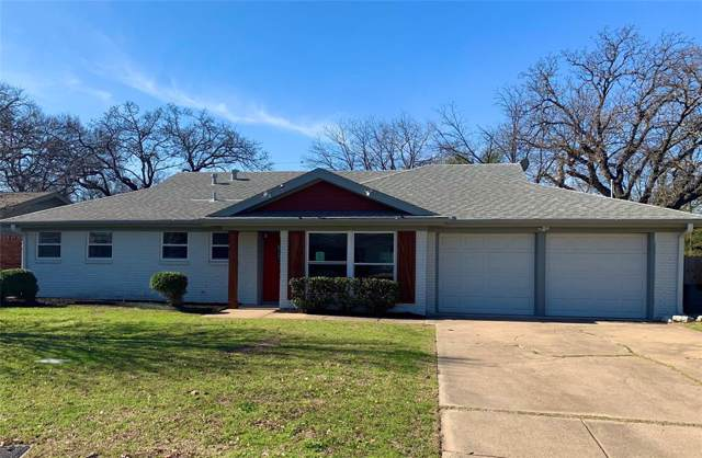 404 Sierra Drive, Euless, TX 76040 (MLS #14263890) :: Lynn Wilson with Keller Williams DFW/Southlake